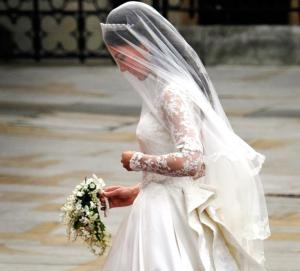 kate middleton wedding flowers