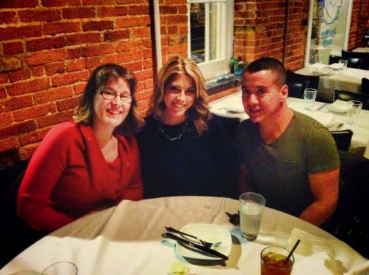 Adrienne, Jaclyn & Bayardo